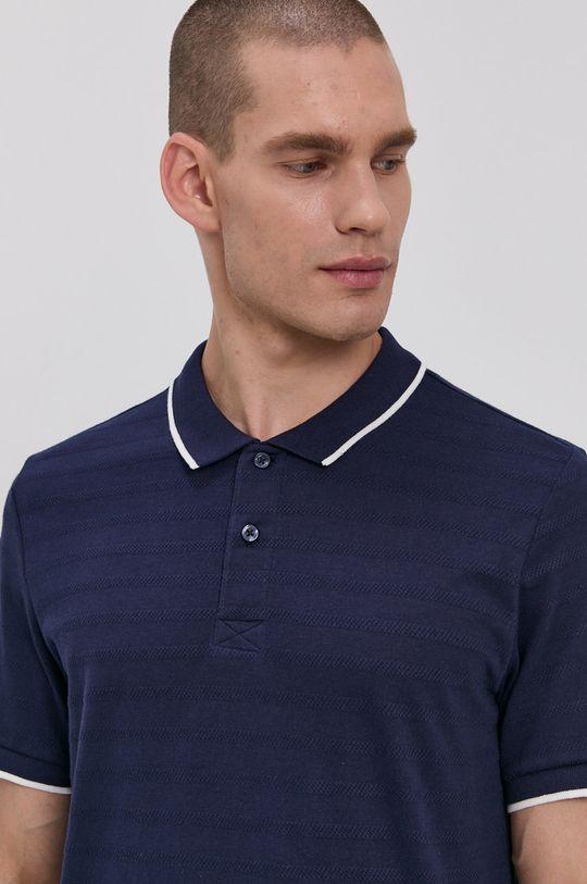 námořnická modř Tom Tailor - Polo tričko