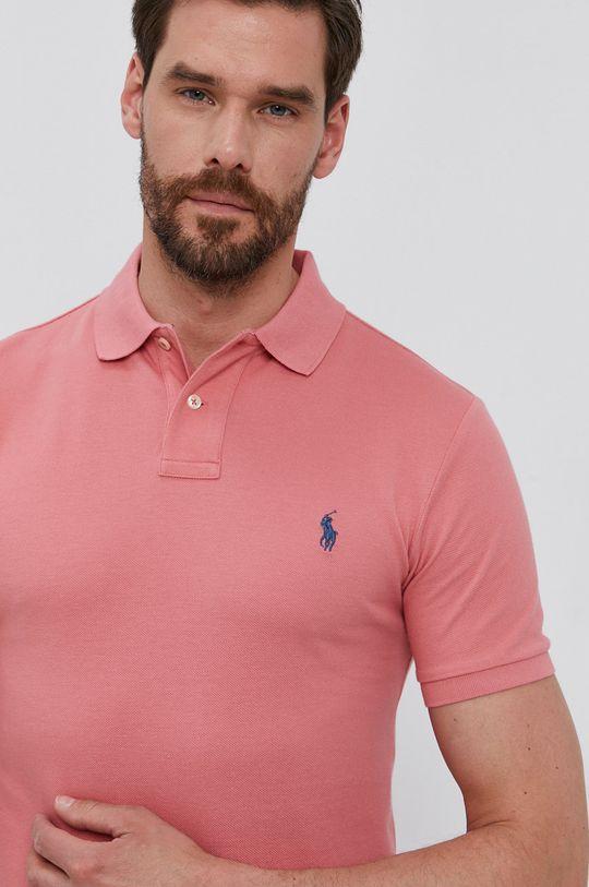 staroružová Polo Ralph Lauren - Polo tričko