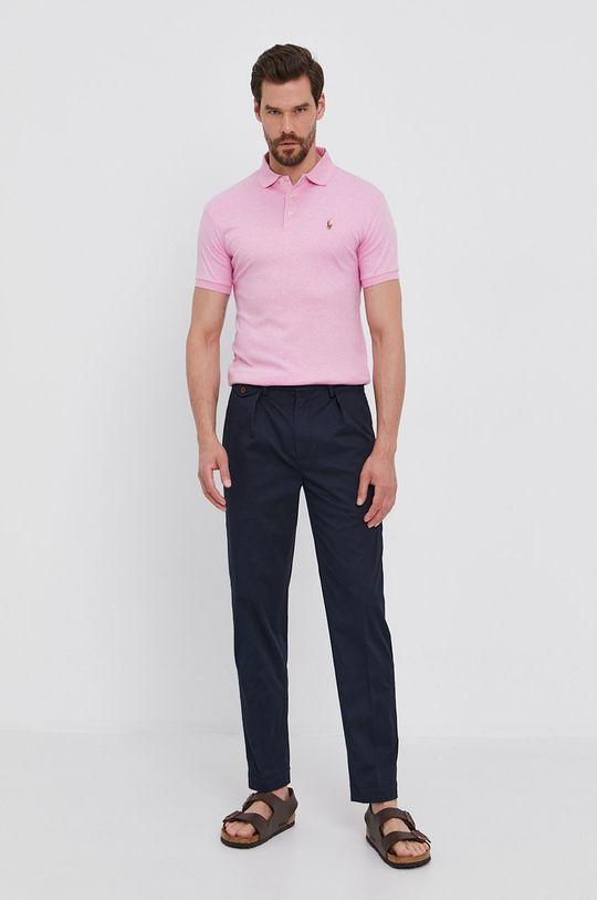 Polo Ralph Lauren - Polo tričko růžová