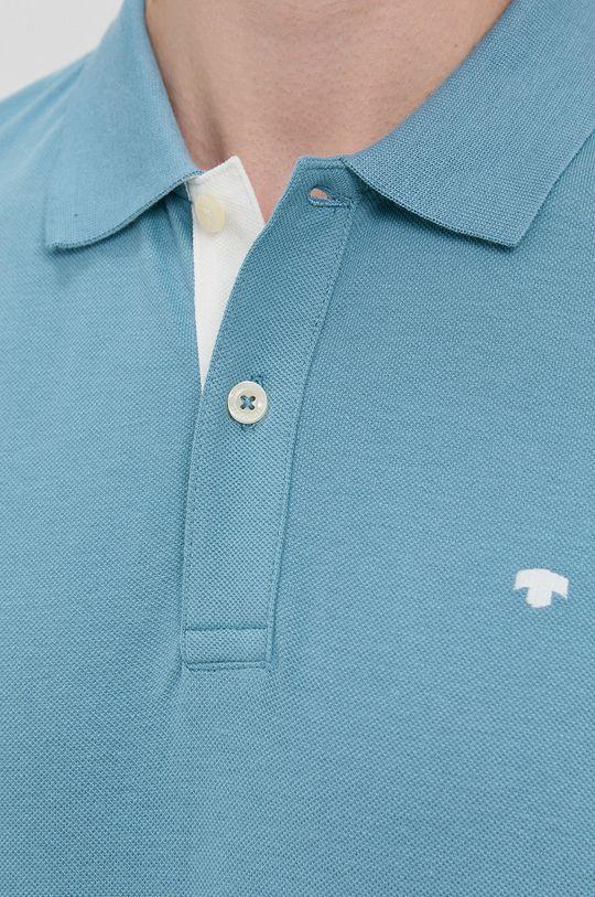 Tom Tailor - Bavlnené polo tričko Pánsky