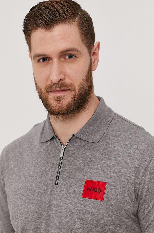 gri Hugo - Tricou Polo