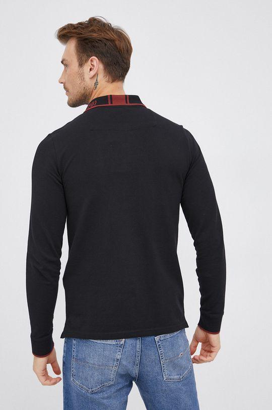 Guess - Tričko s dlouhým rukávem  95% Bavlna, 5% Elastan