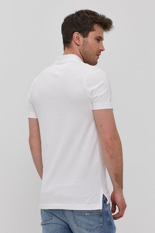 Tommy Jeans - Polo tričko  3% Elastan, 97% Organická bavlna