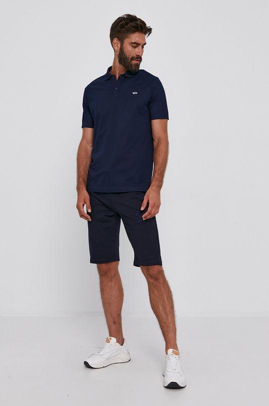 PAUL&SHARK - Polo tričko námořnická modř