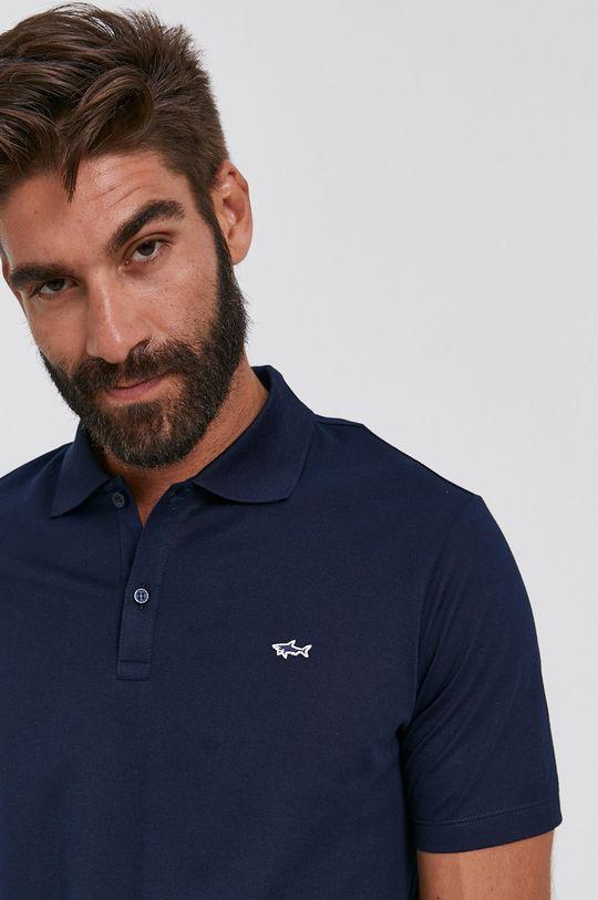 námořnická modř PAUL&SHARK - Polo tričko