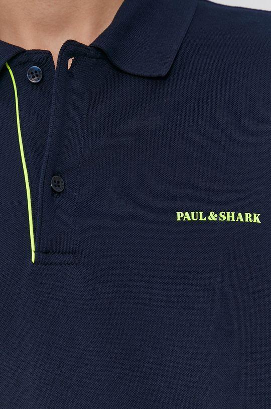 PAUL&SHARK - Tričko s dlouhým rukávem Pánský