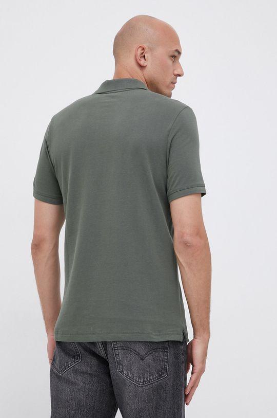 Mustang - Bavlněné polo tričko  100% Bavlna