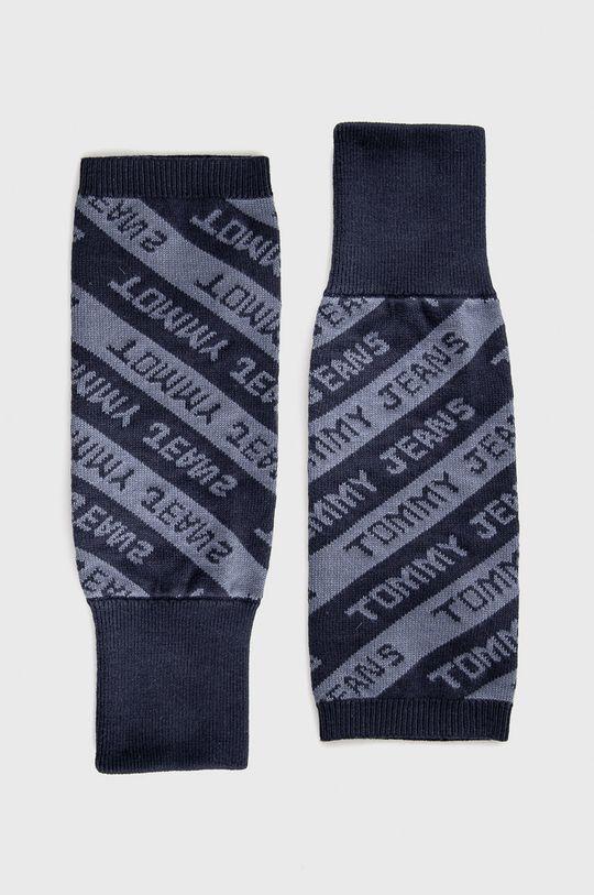 granatowy Tommy Jeans - Ocieplacze Damski