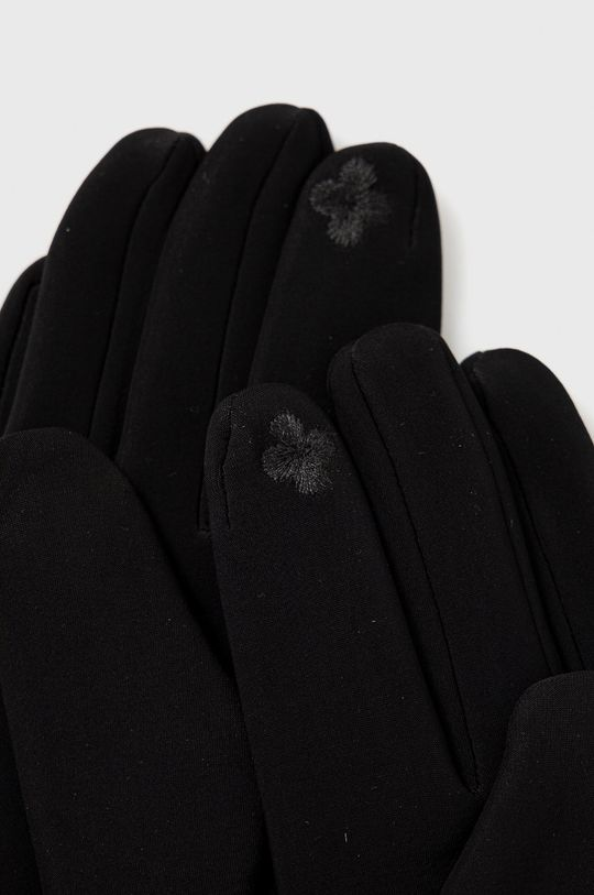 Aldo - Rukavice čierna
