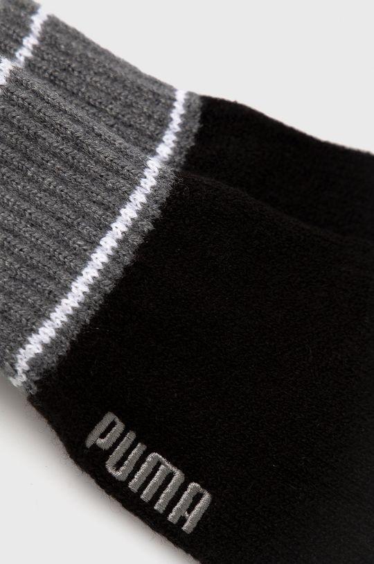 Puma - Rękawiczki Podszewka: 95 % Akryl, 5 % Poliester, Materiał zasadniczy: 95 % Akryl, 5 % Poliester
