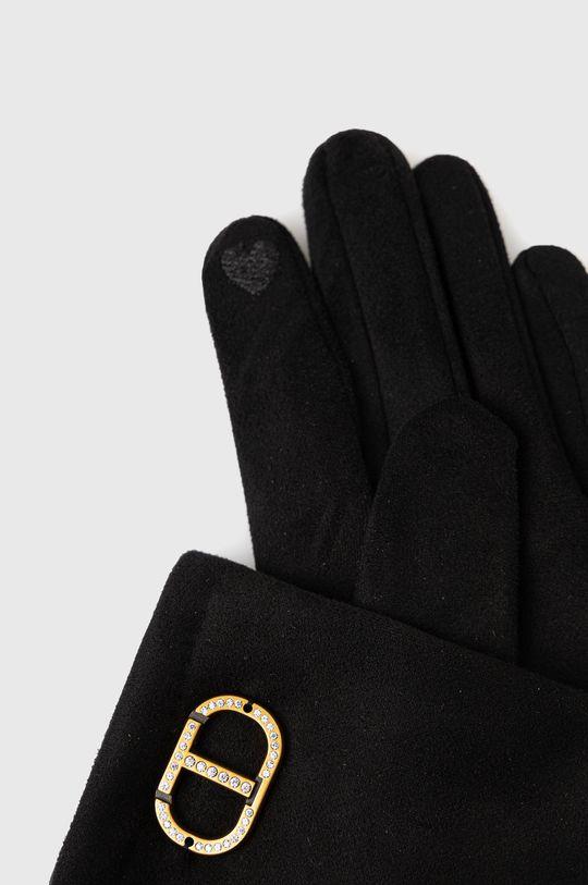 Twinset - Rukavice černá