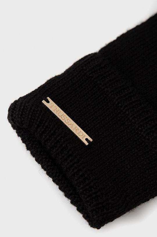 Trussardi - Rukavice černá