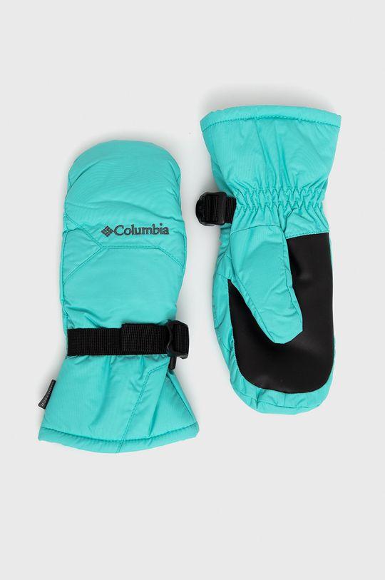 turkusowy Columbia - Rękawiczki dziecięce Dziecięcy