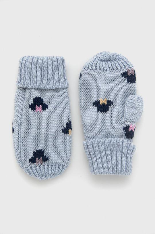 jasny niebieski GAP - Rękawiczki dziecięce x Disney Dziecięcy