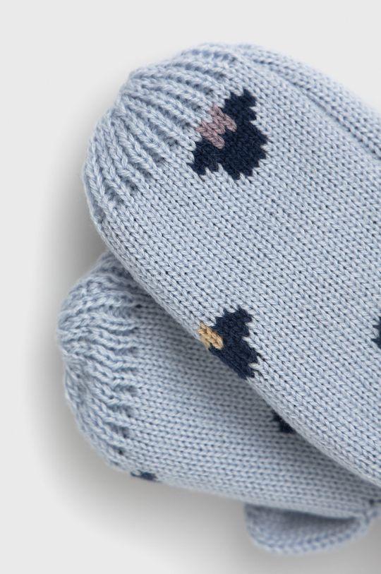 GAP - Rękawiczki dziecięce x Disney jasny niebieski