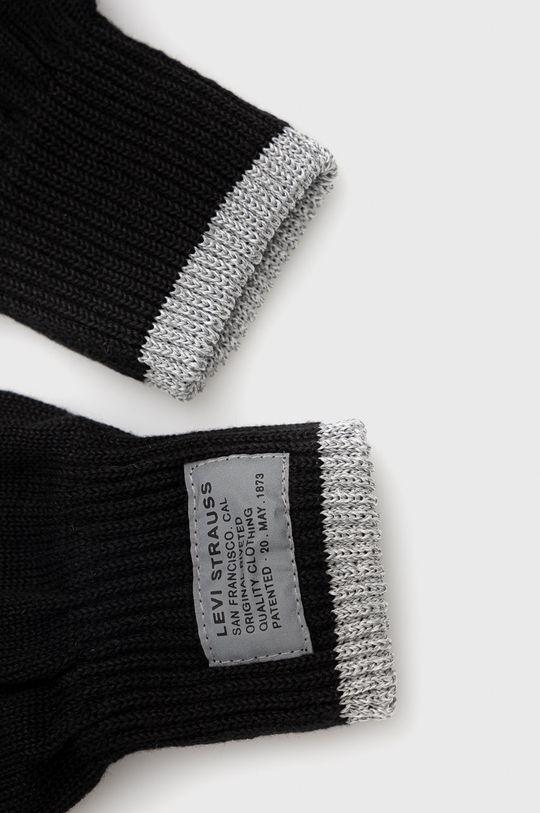 Levi's - Rukavice černá