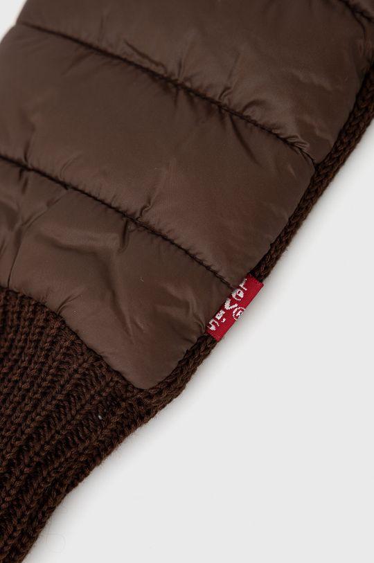 Levi's - Rękawiczki brązowy