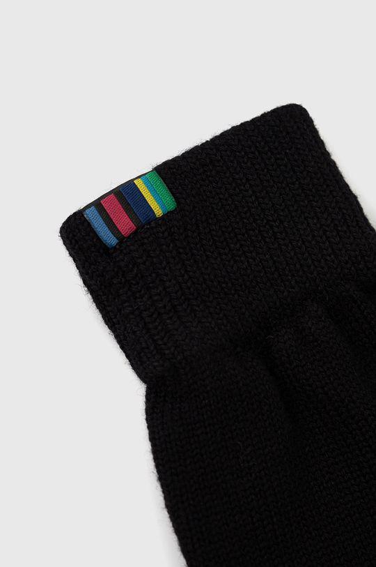 PS Paul Smith - Rękawiczki czarny