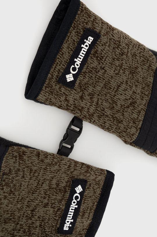 Columbia - Rękawiczki oliwkowy