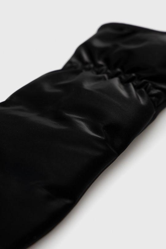 Rains - Rękawiczki 1671 Mittens Quilted czarny