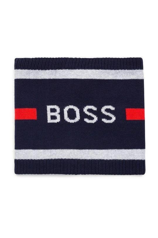 Boss - Komin dziecięcy granatowy