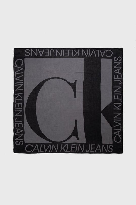 Calvin Klein Jeans - Chusta czarny