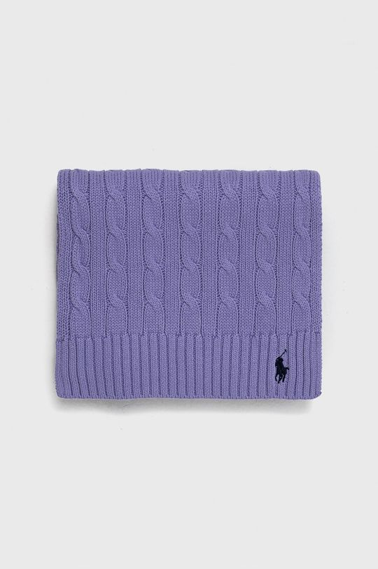 Polo Ralph Lauren - Szalik purpurowy