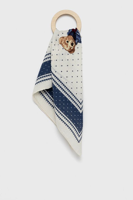 kremowy Polo Ralph Lauren - Apaszka Damski