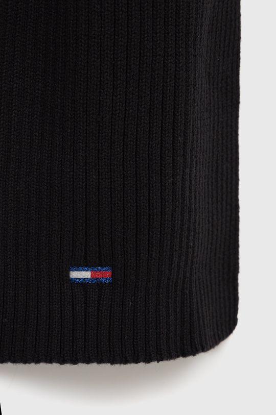 Tommy Jeans - Szalik 100 % Bawełna
