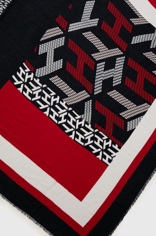 Tommy Hilfiger - Šátek námořnická modř