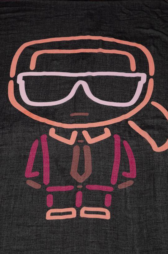 Karl Lagerfeld - Chusta 15 % Jedwab, 85 % Modal