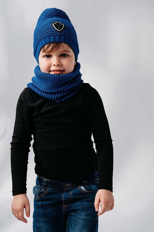 niebieski Jamiks - Komin dziecięcy Jarvis Dziecięcy