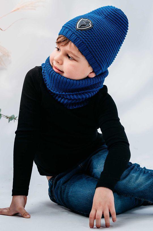 Jamiks - Komin dziecięcy Jarvis niebieski