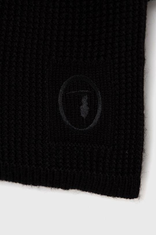 Trussardi - Szalik czarny