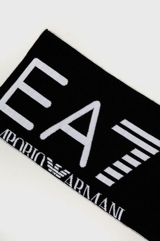 EA7 Emporio Armani - Szalik 100 % Akryl