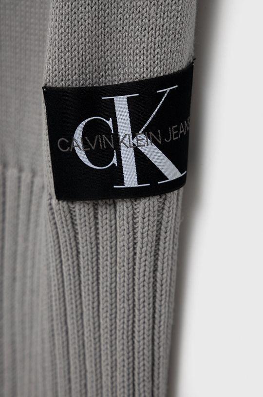 Calvin Klein Jeans - Szalik szary
