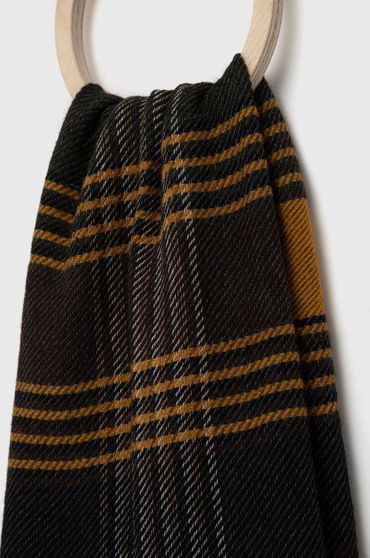 Sisley - Szalik brązowy