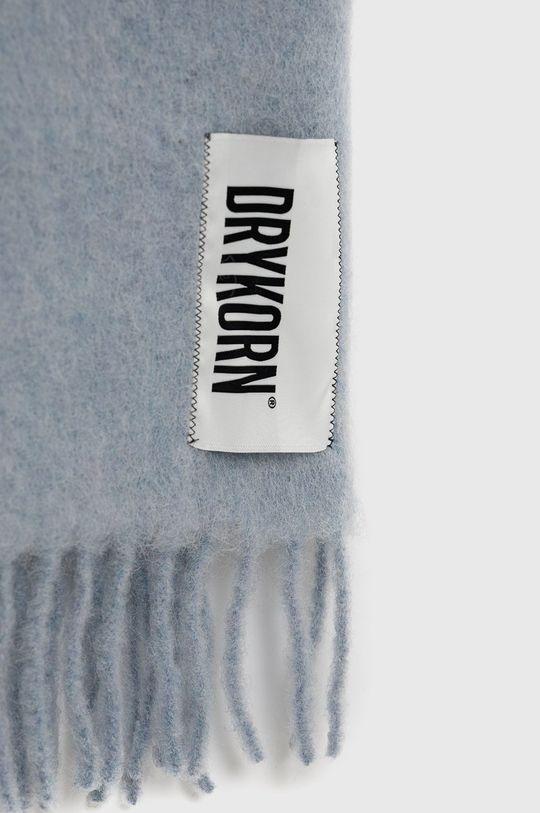 Drykorn - Szalik Kasay niebieski