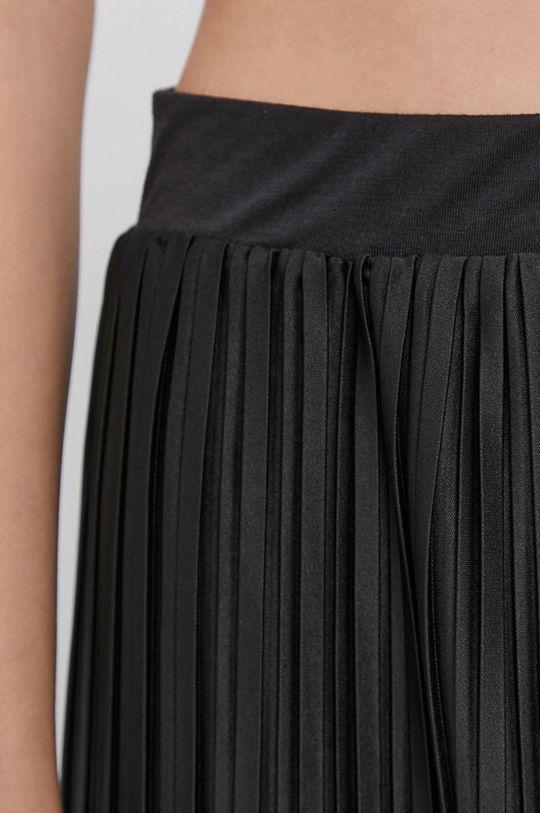 czarny Jacqueline de Yong - Spódnica