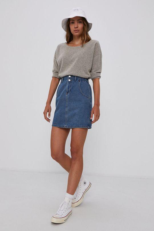 niebieski Only - Spódnica jeansowa Damski