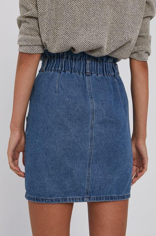 niebieski Only - Spódnica jeansowa