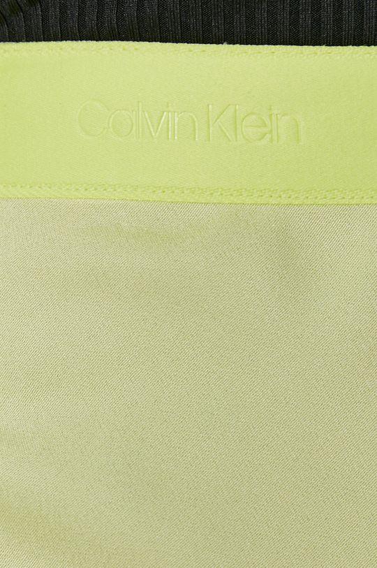 jasny żółty Calvin Klein - Spódnica