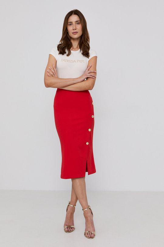 Patrizia Pepe - Sukně červená