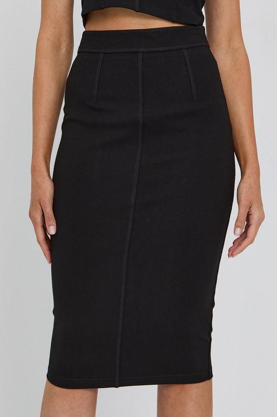 czarny Guess - Spódnica Damski