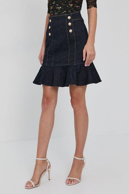 bleumarin Guess - Fusta jeans De femei