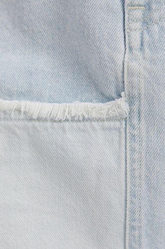 Tommy Jeans - Bavlněná džínová sukně Dámský