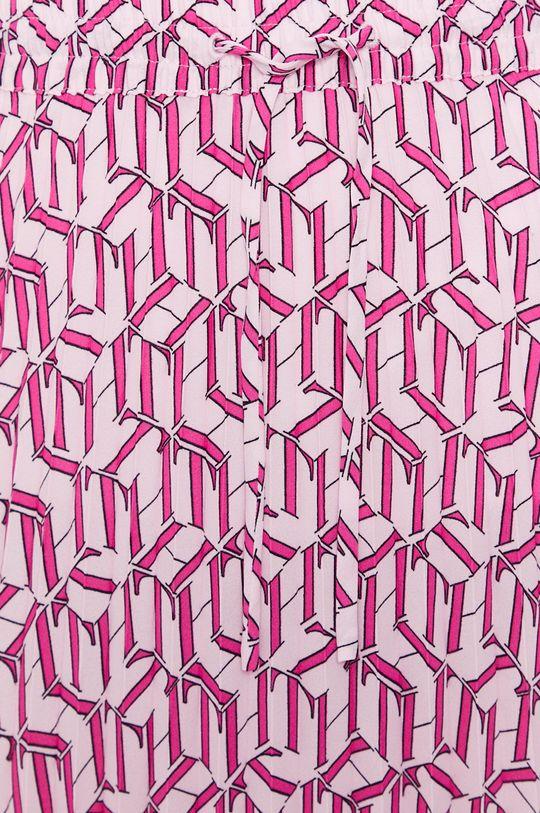 różowy Tommy Hilfiger - Spódnica