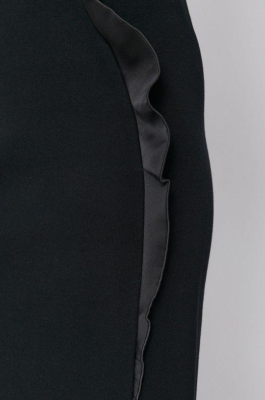 czarny Emporio Armani - Spódnica