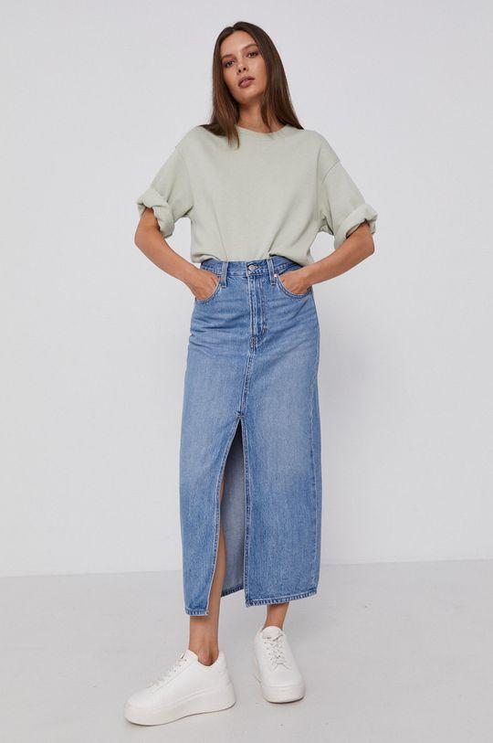 jasny niebieski Levi's - Spódnica jeansowa Damski