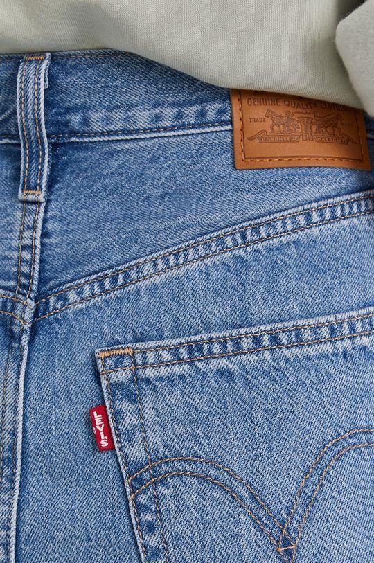 jasny niebieski Levi's - Spódnica jeansowa